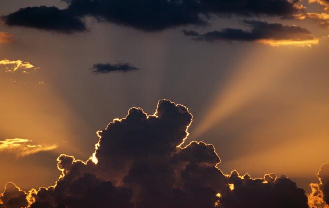 Cloud Sunrise